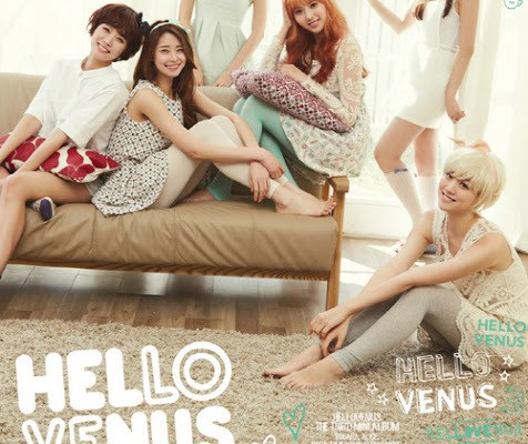Hello Venus - Do You Want Some Tea
