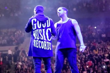 Drake & Big Sean - All Me (Live in Detroit)