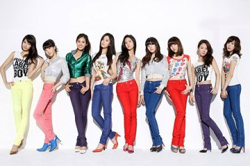 Girls' Generation (소녀시대) - Gee