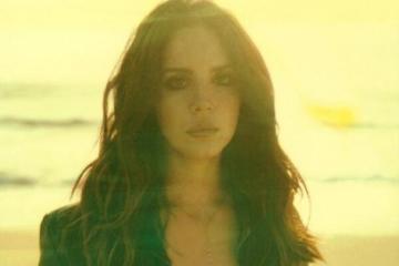 Lana Del Rey - West Coast (Four Tet Remix)