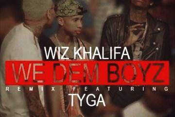 Wiz Khalifa - We Dem Boyz (JayCeeOh, Bonics & B-Sides Remix)