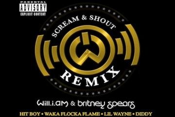 will.i.am - Scream & Shout (Remix)