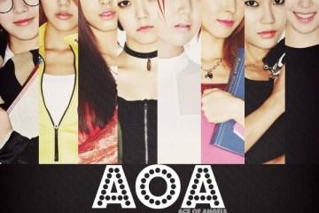 AOA - 짧은 치마 (Miniskirt)