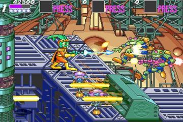 Bucky O'Hare The Arcade Game