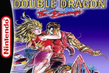 Double Dragon II NES
