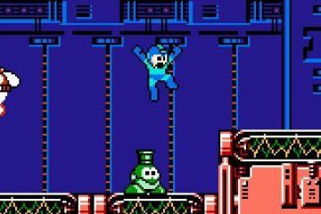 Mega Man 4 NES