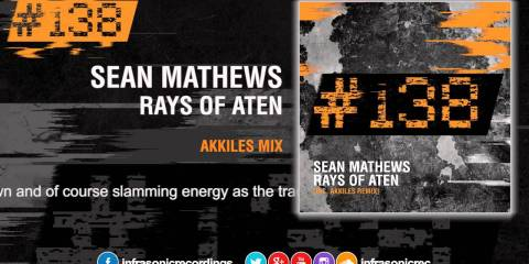 Sean Mathews – Rays of Aten (Akkiles Remix)
