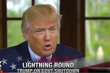 Donald Trump on Fox News