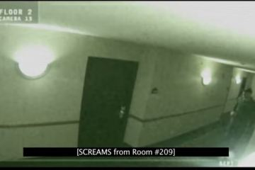 Top 5 Closed Circuit Camera Video Ghost Recordings