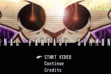 Top 5 Final Fantasy Summons