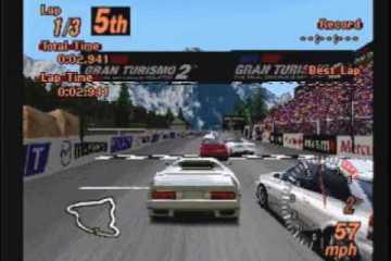 PSX - Gran Turismo 2