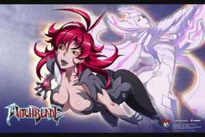 Witchblade - Kutsu Himo 2nd Ending Theme Song