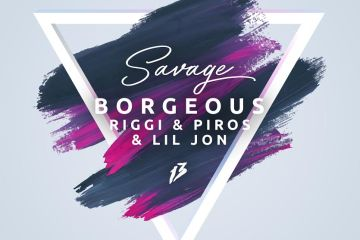 Borgeous - Savage
