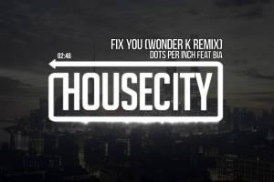 Dots Per Inch - Fix You feat Bia (Wonder K Remix)