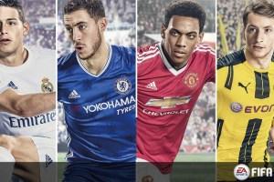 FIFA 17 promo via EA Sports