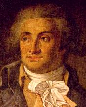 The Marquis de Condorcet, an early voting theorist on Favorite-Burial