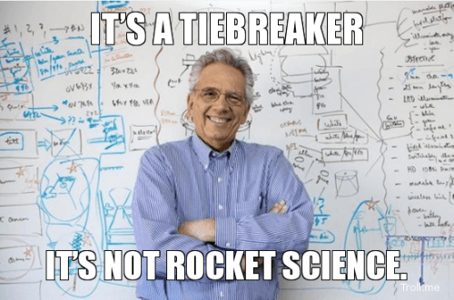 Tiebreaker Graphic is Not Rocket Science Majority-Judgment