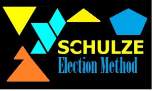 schulze election method voting system