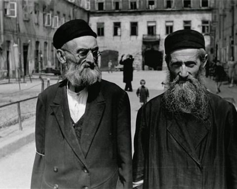 Gueto de Varsovia en 1941.  Willy Georgin