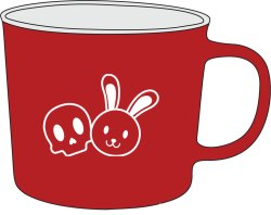 Sightly Demon Bunny Coffee Mug Demon Bunny Coffee Mug Demonxbunny Personalized Cartoon Coffee Mugs New Yorker Cartoon Coffee Mugs