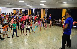 Planet J Workshop Dance-o-philia