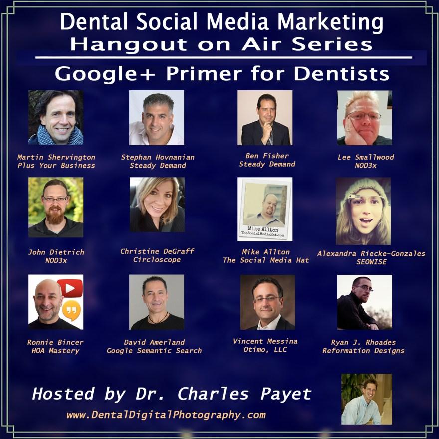 G+ Primer for Dentists HOA series