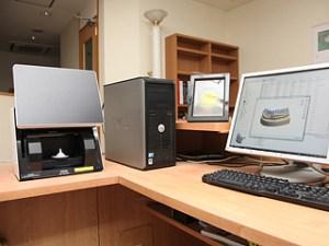 CAD/CAM(Panasonic C-Pro system)