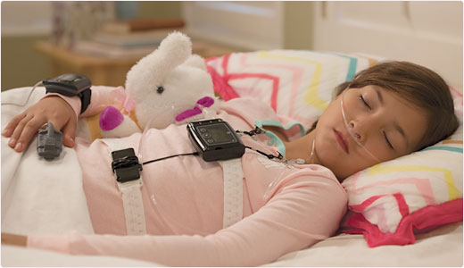 home sleep monitor