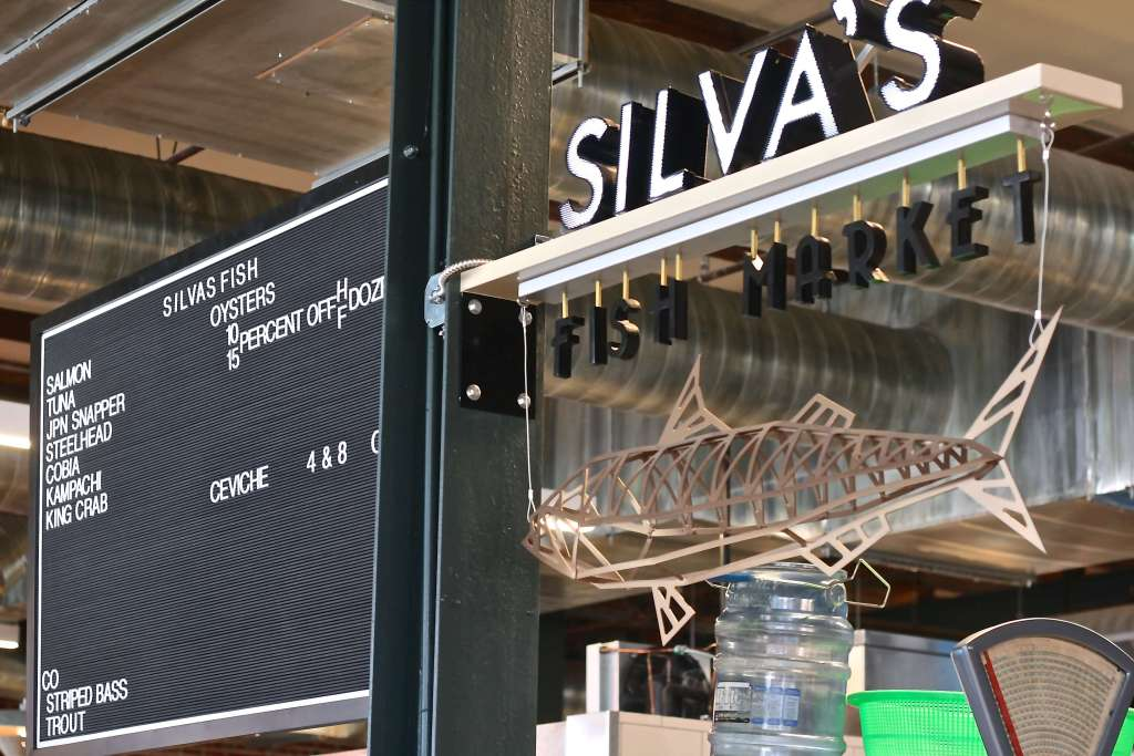 Denver Central Market Silva's Fish Market