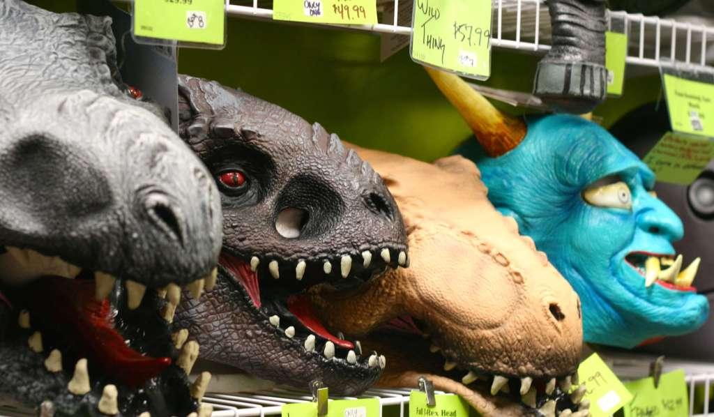 Halloween Stores in Denver Disguises