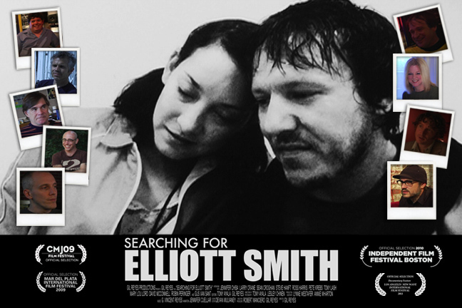 Searching for Elliott Smith