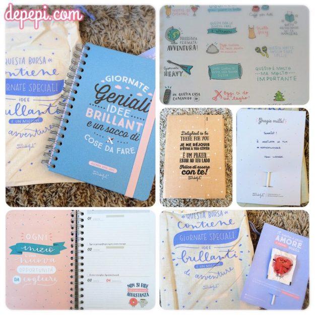 mr. wonderful, agenda mr.wonderful, schedule, schedule book, depepi, depepi.com