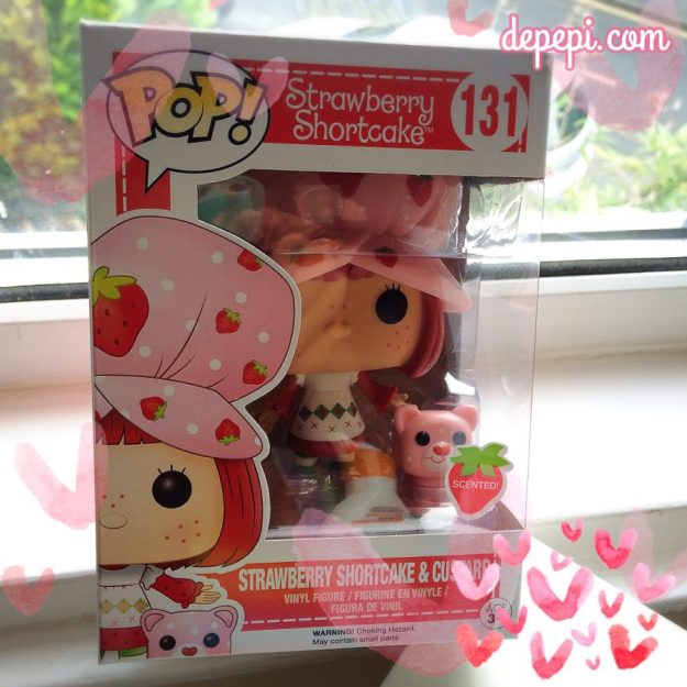 strawberry shortcake, funko, funko pop, funkofunatic, depepi, depepi.com