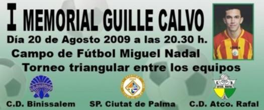 I  MEMORIAL GUILLE CALVO