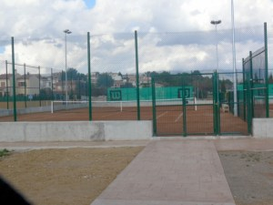Tenis-San Marçal