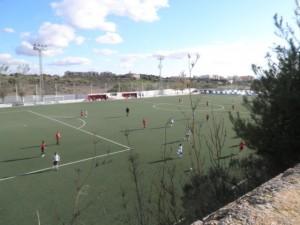 Campo Penya ArrabalIberostar (foto archivo LV.)