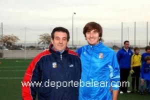 Antonio-Barea y Pau-Morey