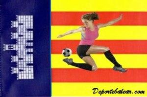 Selección femenina Mallorca