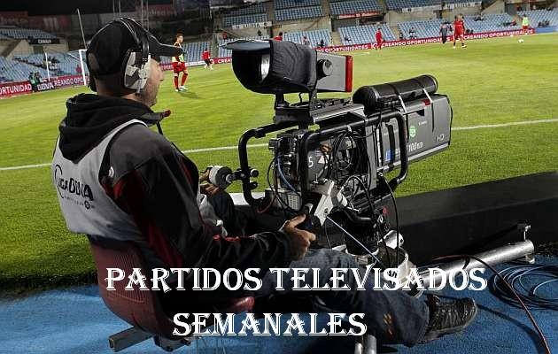 Partidos televisados