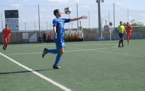 En la segunda mitad pudo empatar el equipo de Son Ferriol, pero se encontró con la muralla de un gran portero.