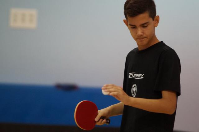 Antoni Tudurí del Sant Lluís. Gano sus dos partidos.