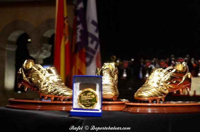Gran gala del Futbol Balear  2015. foto archivo