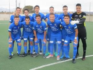 El CD.Ferriolense se ha hecho merecedor como mínimo del empate en Girona.