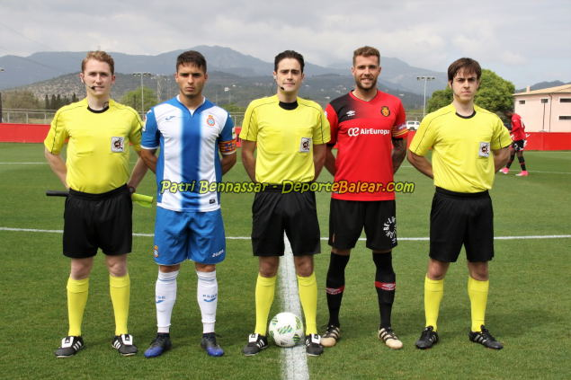 RCD Mallorca B - RCD Espanyol