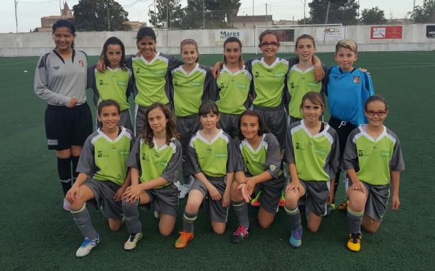 Selección-Balear-Femenina-sub-12-2016-2017