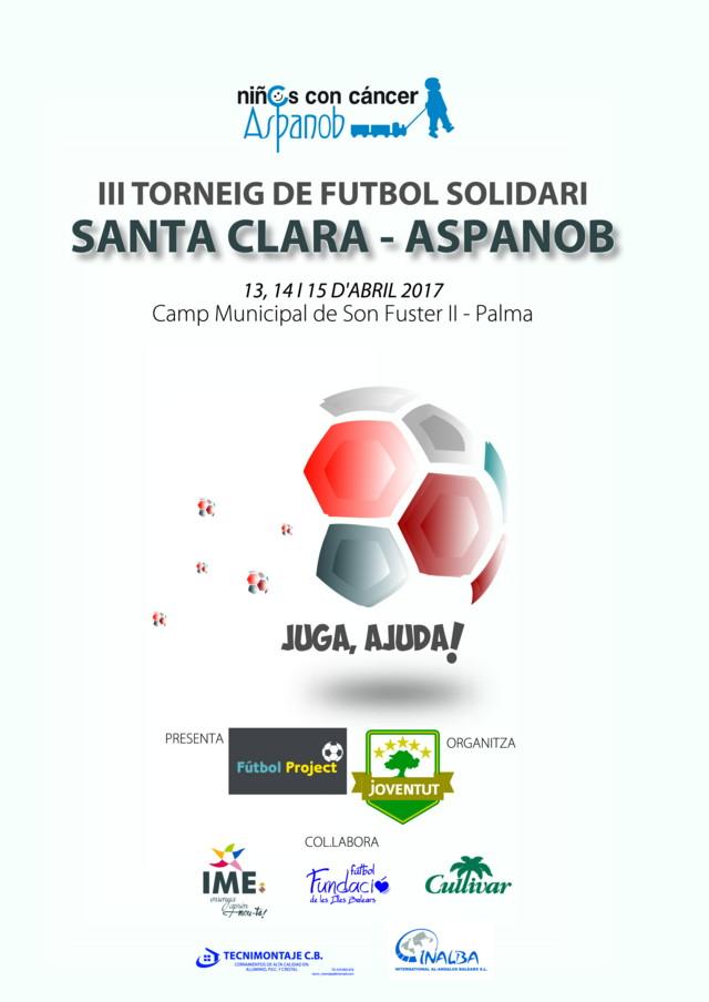 cartel TORNEO SANTA CLARA aaa