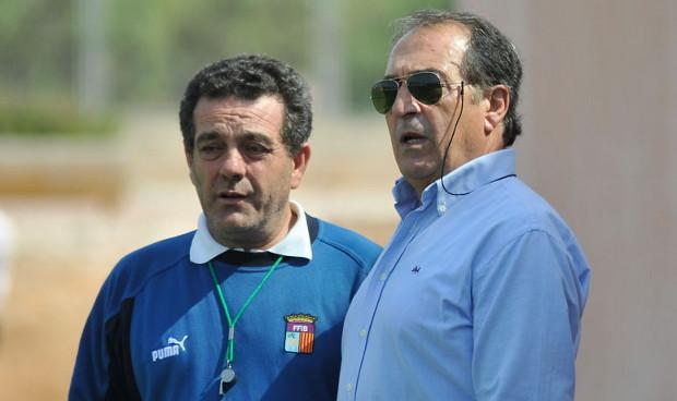 Barea y Jaime Sastre