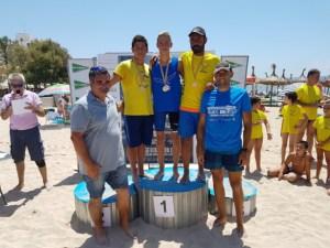 Campeonato Baleares aguas abiertas
