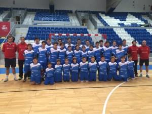 La Escuela de Porteros del Palma Futsal