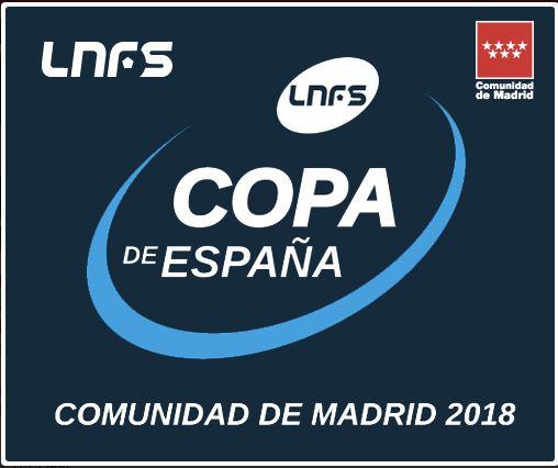 LNFS COPA DE ESPAÑA 2018